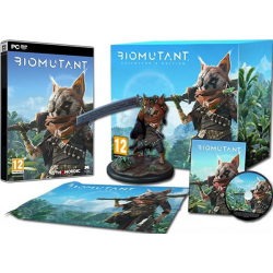 BIOMUTANT COLLECTORS EDITION-PC