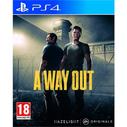 A WAY OUT-PS4