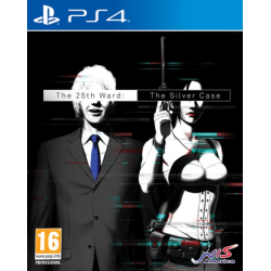 THE 25TH WARD THE SILVER CASE-PS4
