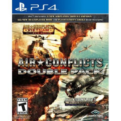 AIR CONFLICTS DOUBLE PACK REEDICION-PS4