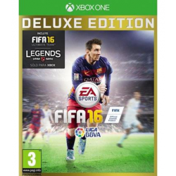 FIFA 16 DELUXE EDITION-XBOX ONE