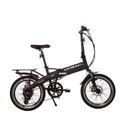 BICICLETA ELECTRICA IBIZA BLACK EDITION