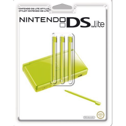 NDSL LAPICES STYLUS VERDE- NDS LITE