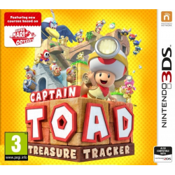 CAPTAIN TOAD TREASURE TRACKER-3DS