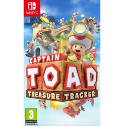 CAPTAIN TOAD TREASURE TRACKER-SWITCH