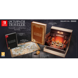 OCTOPATH TRAVELLER COMPENDIUM EDITION-SWITCH