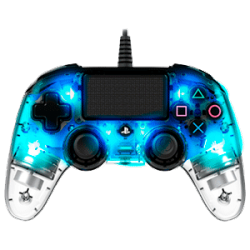 PS4 AC MANDO LIGHT NACON AZUL
