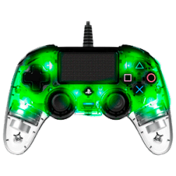PS4 AC MANDO LIGHT NACON VERDE