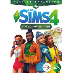 LOS SIMS 4 Y LAS 4 ESTACIONES (CODE IN A BOX)