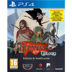 THE BANNER SAGA COLLECTION-PS4