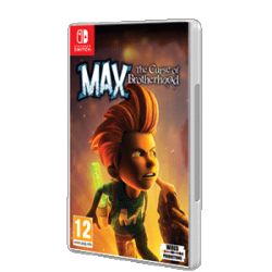 MAX THE CURSE OF BROTHERHOOD-SWITCH