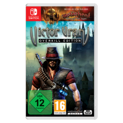 VICTOR VRAN OVERKILL EDITION-SWITCH