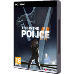 THIS IS THE POLICE 2-PC