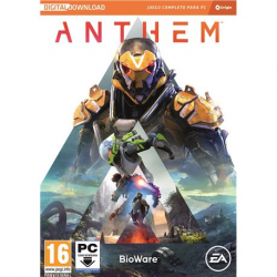 ANTHEM (CODE IN BOX)