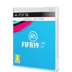 FIFA 19 LEGACY EDITION-PS3