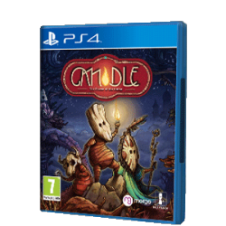 CANDLE THE POWER OF THE FLAME-PS4