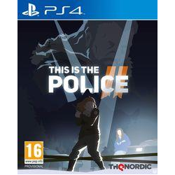 THIS IS THE POLICE 2-PS4