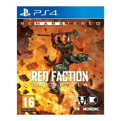 RED FACTION GUERRILLA RE MARS TERED-PS4