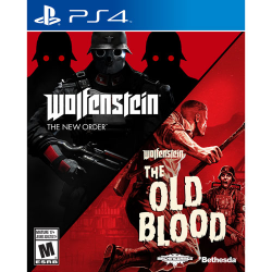 WOLFESTEIN THE TWO PACK-PS4
