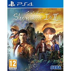 SHENMUE I & II-PS4