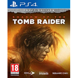 SHADOW OF THE TOMB RAIDER CROFT EDITION-PS4