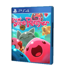 SLIME RANCHER-PS4