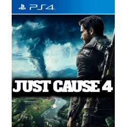 JUST CAUSE 4-PS4