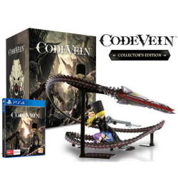 CODE VEIN COLLECTOR EDITION-PS4