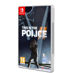 THIS IS THE POLICE 2-SWITCH