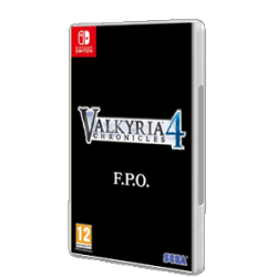 VALKYRIA CHRONICLES 4-SWITCH
