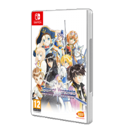 TALES OF VESPERIA DEFINITIVE EDITION-SWITCH