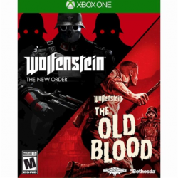 WOLFESTEIN THE TWO PACK-XBOX ONE