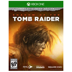 SHADOW OF THE TOMB RAIDER CROFT EDITION-XBOX ONE