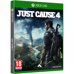 JUST CAUSE 4 -XBOX ONE