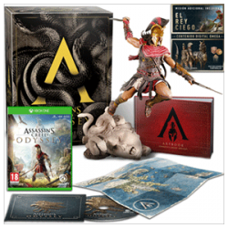 ASSASSINS CREED ODYSSEY MEDUSA EDITION-XBOX ONE