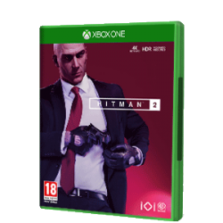HITMAN 2 STANDARD EDTION-XBOX ONE