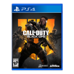 C OF DUTY BLACK OPS 4-PS4