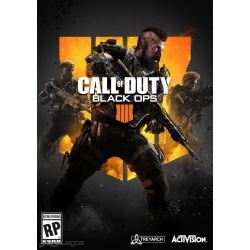 C OF DUTY BLACK OPS 4-PC