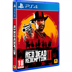RED DEAD REDEMPTIOM 2-PS4