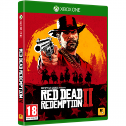 RED DEAD REDEMPTIOM 2-XBOX ONE