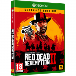 RED DEAD REDEMPTIOM 2 ULTIMATE EDITION-XBOX ONE