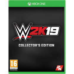 WWE 2K19 COLLECTOR EDITION-XBOX ONE