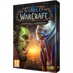 WORLD OF WARCRAFT BATTLE FOR AZEROTH-PC