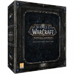 WORLD OF WARCRAFT BATTLE FOR AZEROTH CE-PC