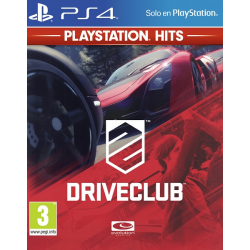 DRIVECLUB HITS-PS4