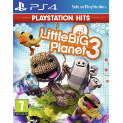 LITTLE BIG PLANET 3 HITS-PS4