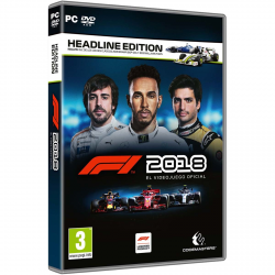 F1 2018 HEADLINE EDITION-PC