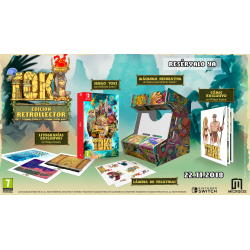 TOKI RETROCOLLECTOR EDITION-SWITCH