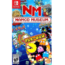 NAMCO MUSEUM ARCADE PAC-SWITCH