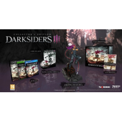 DARKSIDERS III COLLECTORS EDITION-PC